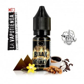 Sales de Nicotina Relax by Eliquid 10 ml