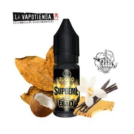 Sales de Nicotina Supreme by Eliquid 10 ml