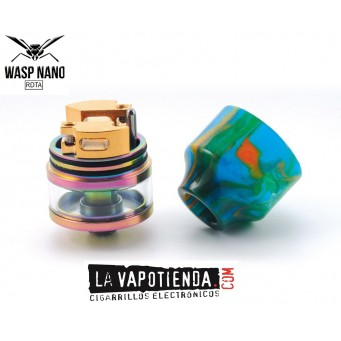Wasp Nano RDTA by Oumier Edition Resin