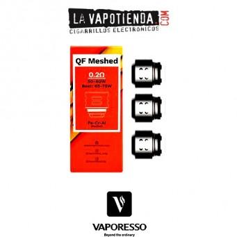 Resistencia QF Mesh 0,20Ω (3pcs) - Vaporesso