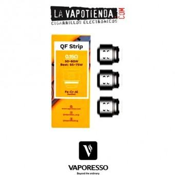 Resistencia QF Strip 0.15 Ohm - Vaporesso