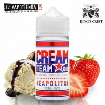 Cream Team Neapolitan de Kings Crest