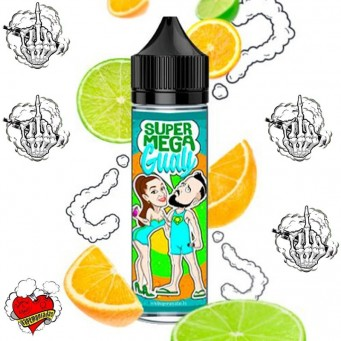 Super Mega Guay 50ml TPD by Vapemoniadas