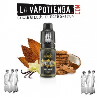 Supreme de 10 ml - Eliquid France