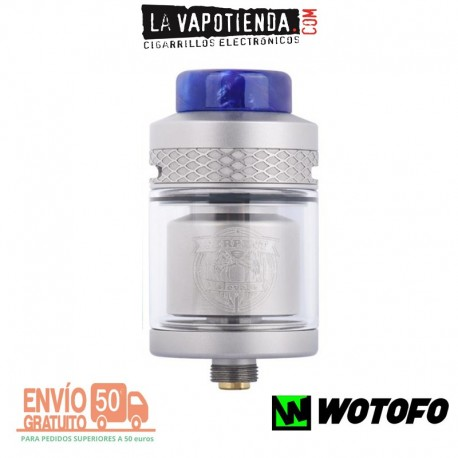 Wotofo Serpent Elevate RTA SS