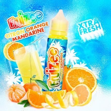 Fruizee Citron Orange Mandarine de Eliquid France