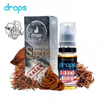 American Luxury de Drops - Sales de Nicotina