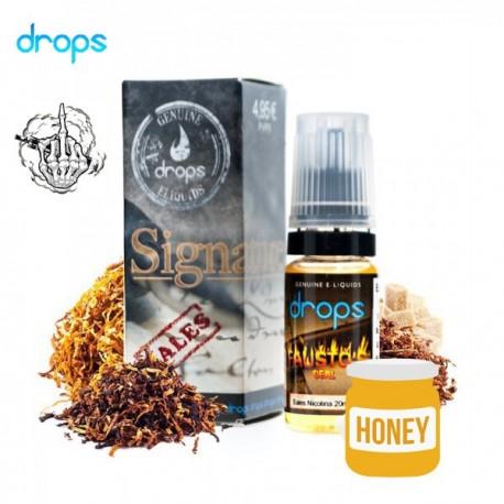 Sales de Nicotina American Luxury de Drops 20mg