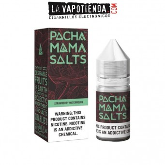 Pachamama Strawberry Watermelon  Salts 10ML