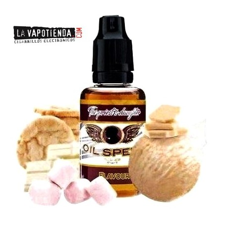 Aroma The Priest's Daughter Oil Speed 30ml - The Alchemist Juice