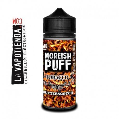 butterscotch 100ml by Moreish Puff