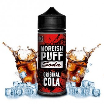 Soda Cola 100ml by Moreish Puff