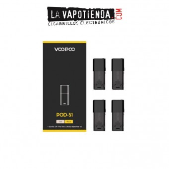 Cartuchos Drag Nano Pod by VooPoo