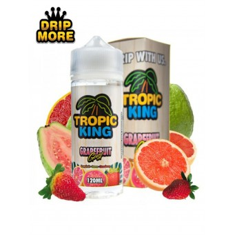 Grapefruit Gust Tropic King 100 ML by Drip More