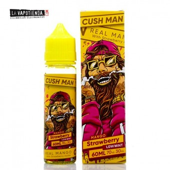 Cush Man Strawberry Mango de Nasty Juice