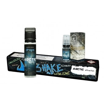 Artic Attraction Shake n'vape 60ml DROPS 3mg