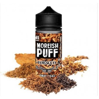 Tobacco original100ml by Moreish Puff