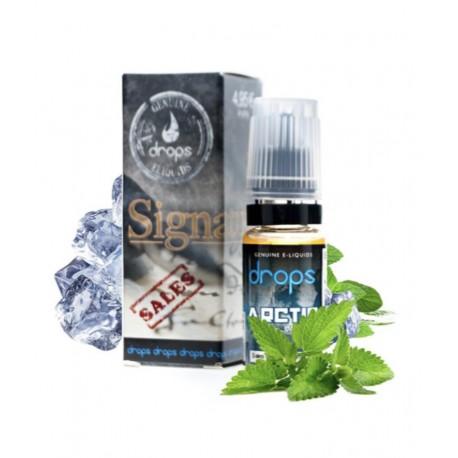 Sales de nicotina Arctic Attraction de Drops 10 ml 20 mg