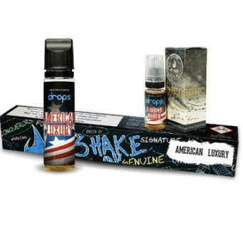 American Luxury  Shake n'vape 60ml de Drops