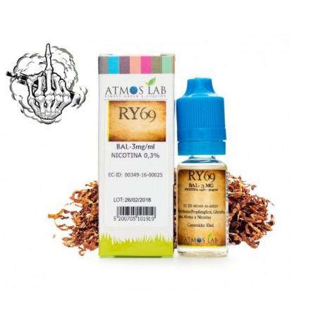RY69 TDP 10ml de Atmos Lab 3mg