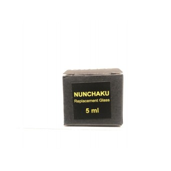 Tubo cristal Pyrex Nunchaku 5ml de Uwell