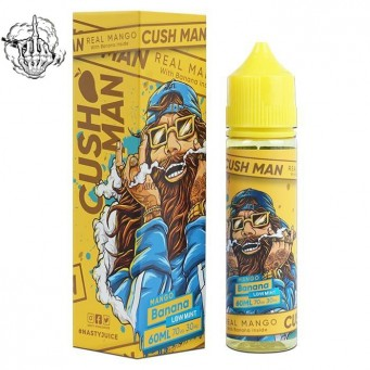 Cush Man Banana Mango de Nasty Juice