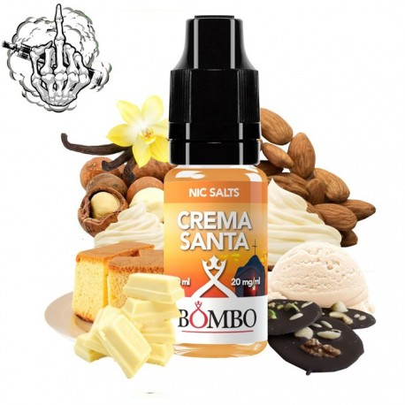 Sales de Crema Santa de Bombo 10 ml