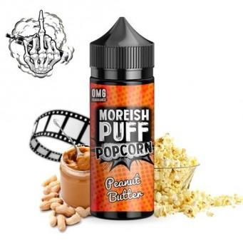 Popcorn Peanut Butter 100ml by Moreish Puff