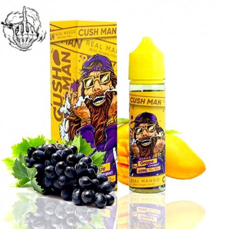 Cush Man Mango Grape de Nasty Juice