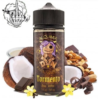 Tormento Eliquid  100 ml de Alquimia para Vapers