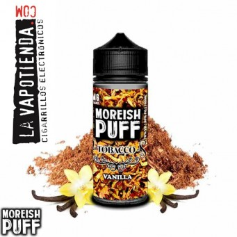 Tobacco Vanilla 100ml by Moreish Puff