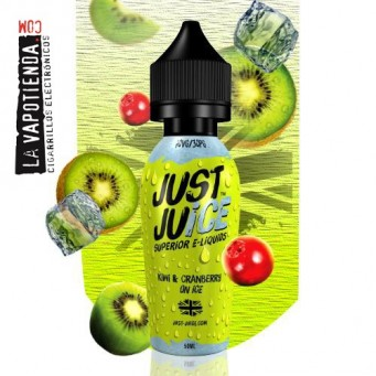 Kiwi & Cranberry 50 ml de Just Juice