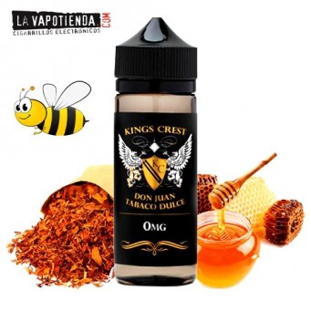 Don Juan Tabaco Dulce King Crest 50 ml