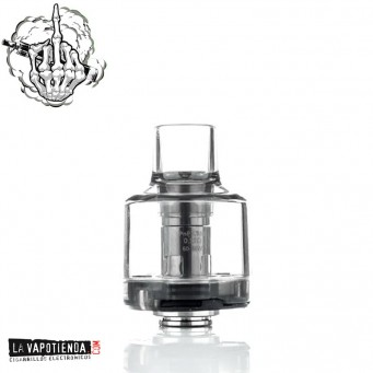 Cartuchos Replacement  Pod para Drag S/X (2pcs) de VooPoo