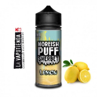 Sherbet Lemon 100ml by Moreish Puff