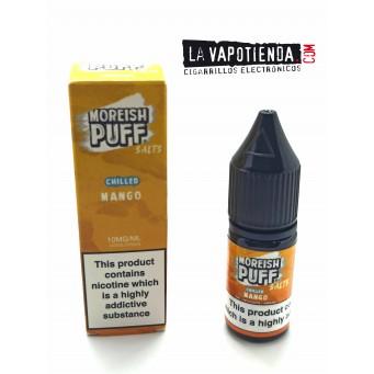 Chilled Mango 10ml by Moreish Puff - Sales de nicotina