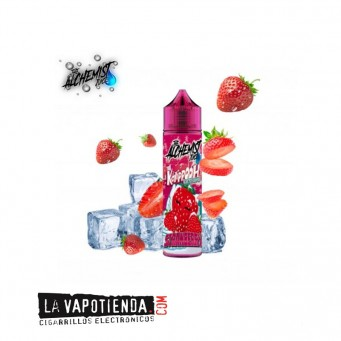 Kalippooh Extreme de Fresa 50 ml  de The Alchemist Juice