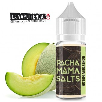 Pachamama Honeydew Melon Salts 10ML