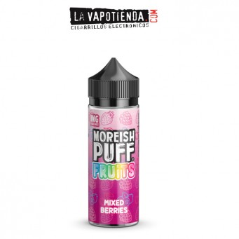 Mixed Berries Fruits 100ml by Moreish Puff