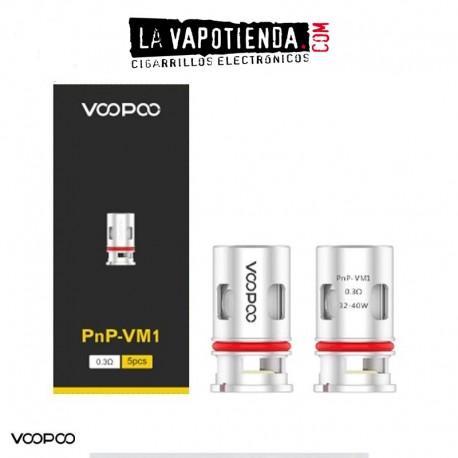 Resistencia Vinci, Drag S y X Pnp-R2 1,0 Ohm by Voopoo