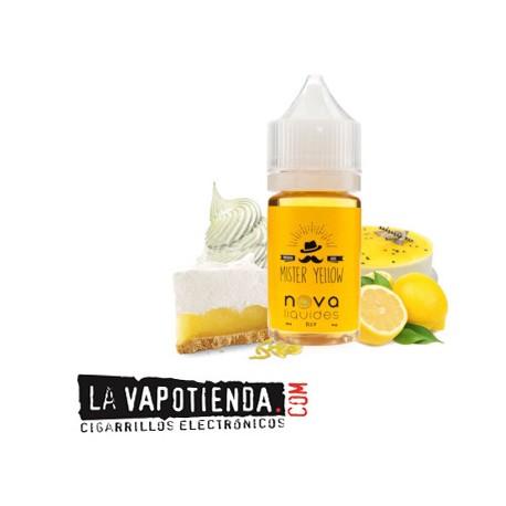 Aroma Mister Yelow Nova Liquides