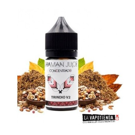 Aroma Trindio V2 de Shaman Juice