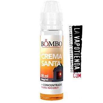 Crema Santa de Bombo