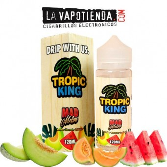 Mad Melon Tropic King 100 ML by Drip More