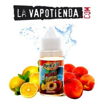 Aroma Peach Lemon de Pack à l´ô 30ml