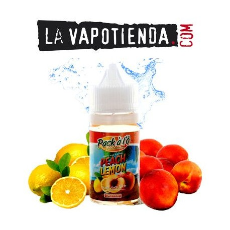 Aroma Peach Lemon Pack à l´ô 30ml