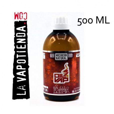 Base Oil 4Vap  Sin Nicotina 500 ml 20PG/80VG TPD