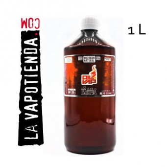Base Oil 4Vap  Sin Nicotina 1L  20PG/80VG TPD