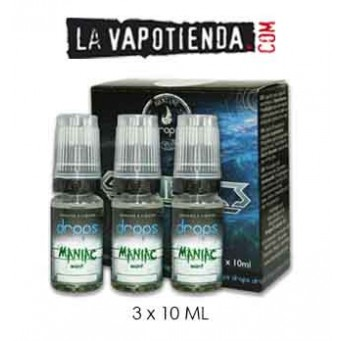 Maniac Mint de Drops 30 ml