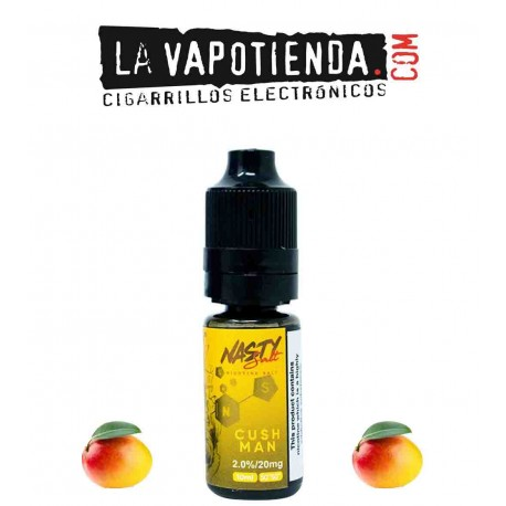 Cush Man 10 ml TDP Sales de nicotina Nasty Salt